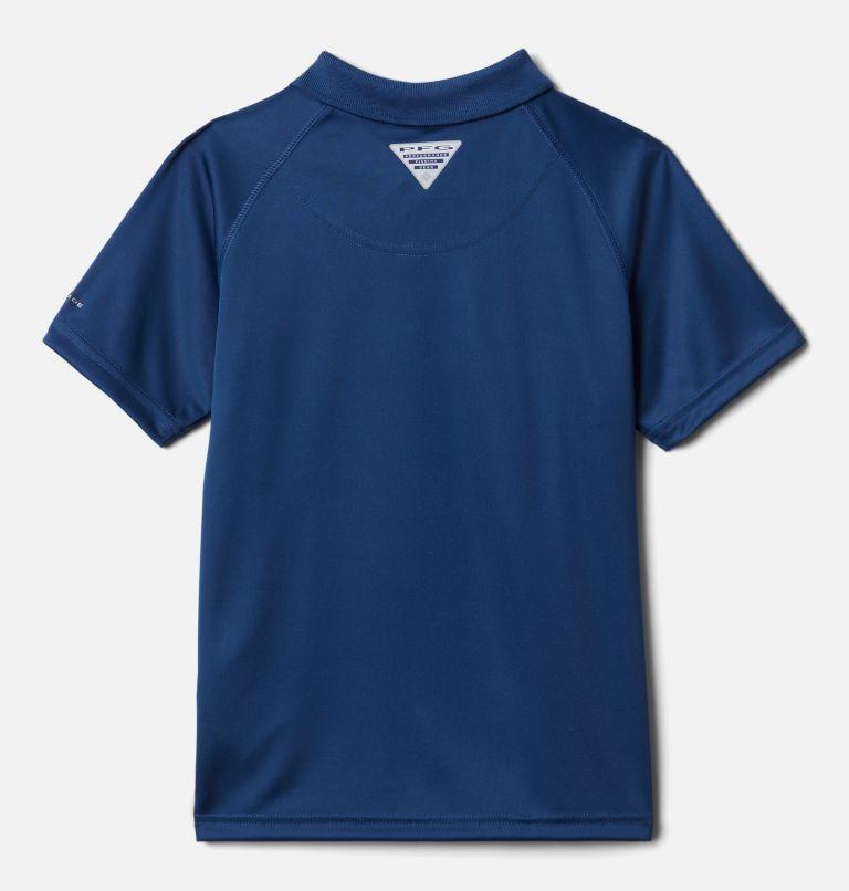 Boys' PFG Terminal Tackle™ Polo Shirt Boys' PFG Terminal Tackle™ Polo Shirt, back