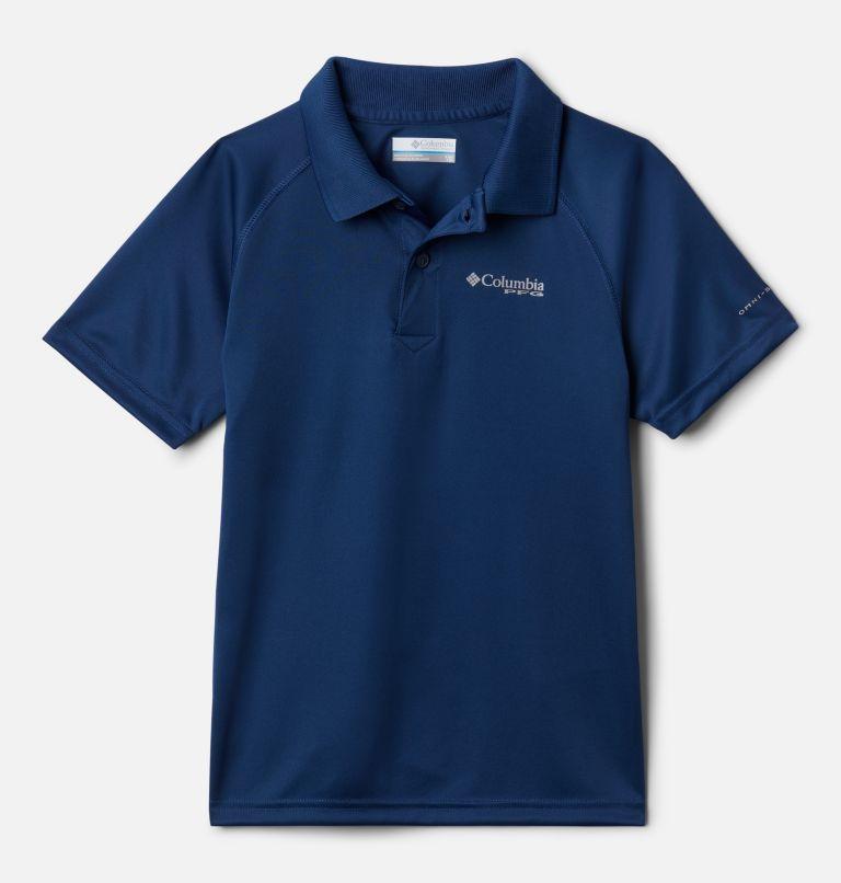 Boys' PFG Terminal Tackle™ Polo Shirt Boys' PFG Terminal Tackle™ Polo Shirt, front
