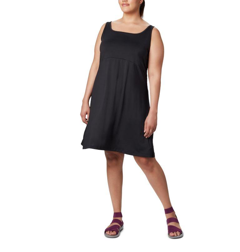 Freezer™ III Dress | 010 | 1X Women's PFG Freezer™ III Dress - Plus Size, Black, front