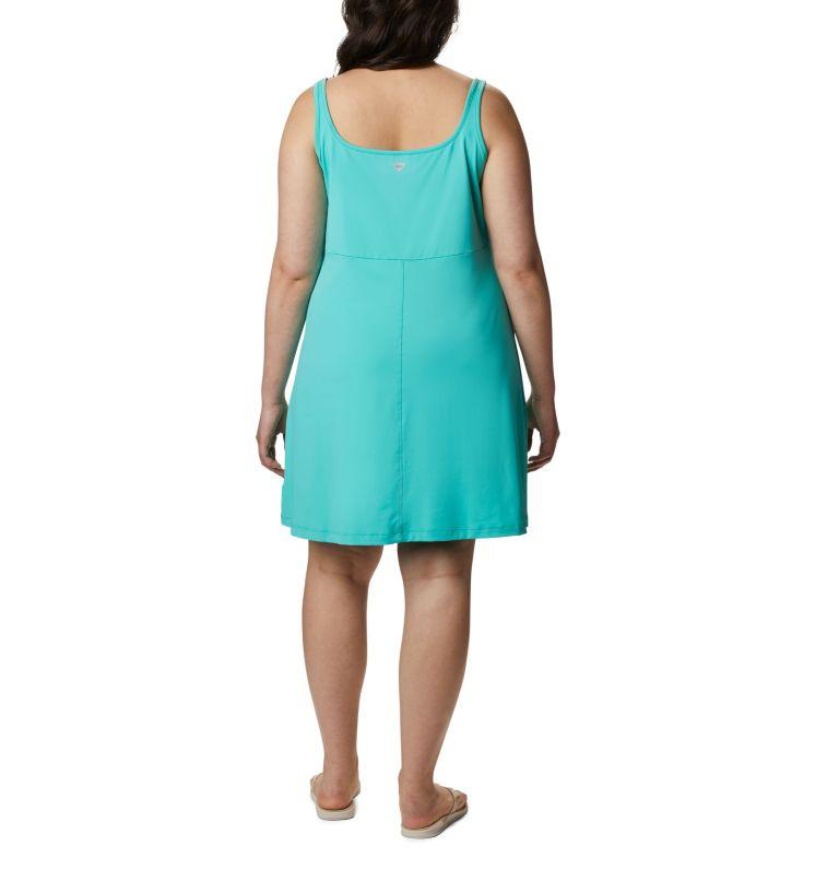 Freezer™ III Dress | 356 | 1X Women's PFG Freezer™ III Dress - Plus Size, Dolphin, back