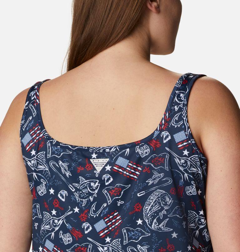 Women's Americana PFG Freezer™ III Dress - Plus Size Women's Americana PFG Freezer™ III Dress - Plus Size, a3
