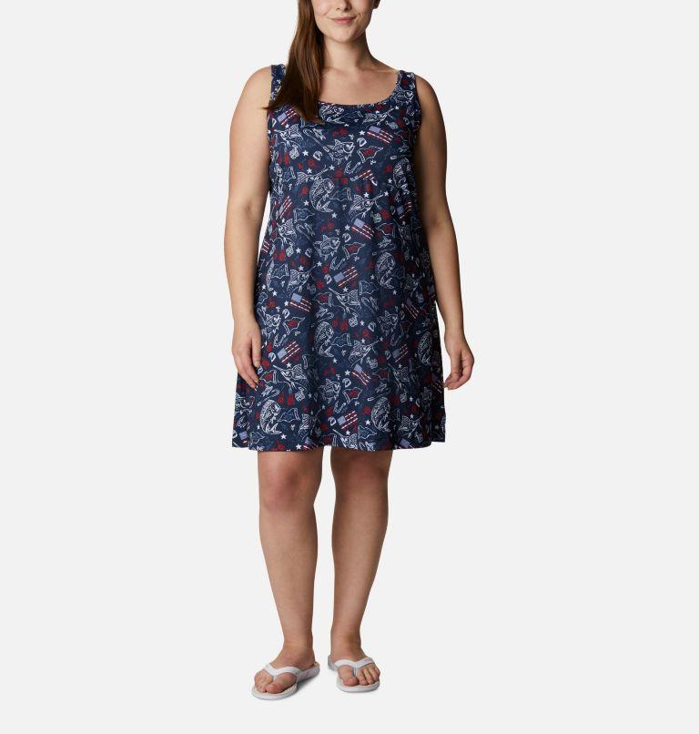 Women's Americana PFG Freezer™ III Dress - Plus Size Women's Americana PFG Freezer™ III Dress - Plus Size, front