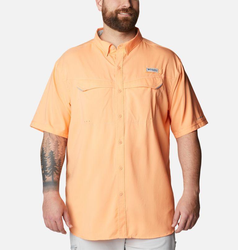 Men's PFG Low Drag Offshore™ Short Sleeve Shirt - Big Men's PFG Low Drag Offshore™ Short Sleeve Shirt - Big, front