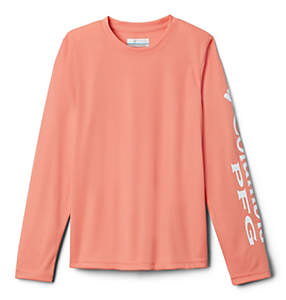 Kids' PFG Terminal Tackle™ Long Sleeve Tee