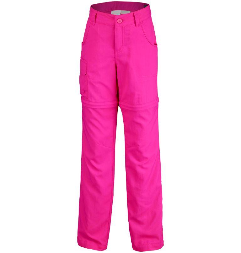 Girls' Silver Ridge™ III Convertible Trousers Girls' Silver Ridge™ III Convertible Trousers, front