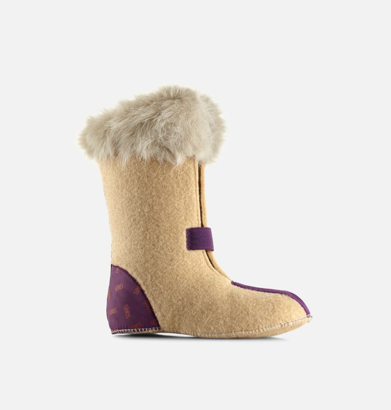 YOUTH JOAN OF ARCTIC INNERBOOT | 373 | 4 Youth Joan Of Arctic™ Boot Liner, Curry, front