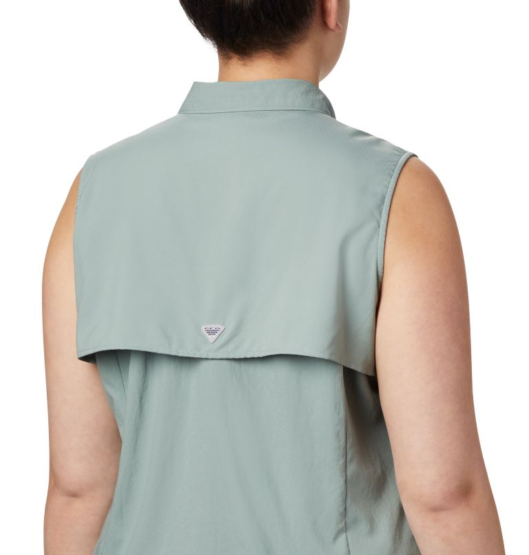Women's PFG Tamiami™ Sleeveless Shirt - Plus Size Women's PFG Tamiami™ Sleeveless Shirt - Plus Size, a3