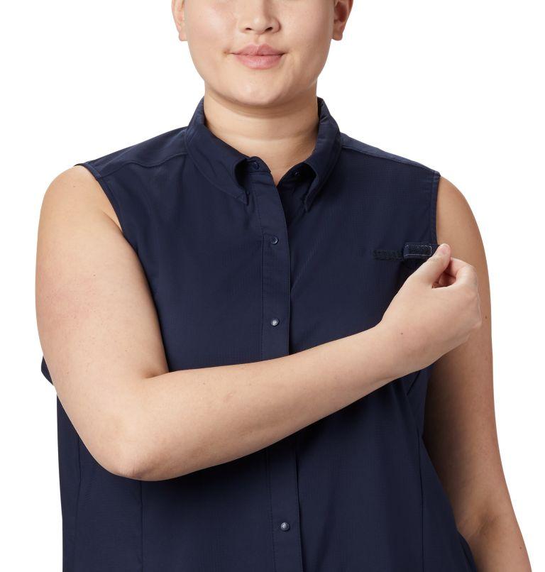 Women's PFG Tamiami™ Sleeveless Shirt - Plus Size Women's PFG Tamiami™ Sleeveless Shirt - Plus Size, a2