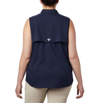 Women's PFG Tamiami™ Sleeveless Shirt - Plus Size | Columbia Sportswear