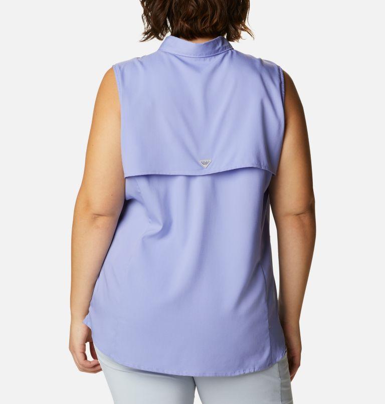 Women's PFG Tamiami™ Sleeveless Shirt - Plus Size Women's PFG Tamiami™ Sleeveless Shirt - Plus Size, back