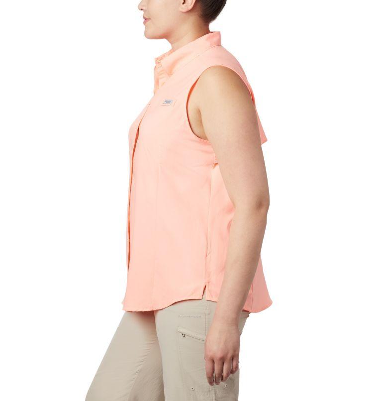 Women's PFG Tamiami™ Sleeveless Shirt - Plus Size Women's PFG Tamiami™ Sleeveless Shirt - Plus Size, a1