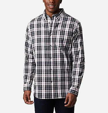 Men's Rapid Rivers™ II Long Sleeve Shirt Rapid Rivers™ II Long Sleeve Shirt | 614 | XL, White Traditional Plaid, front