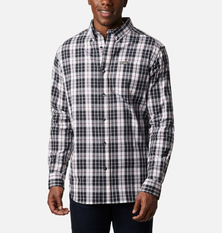 Men's Rapid Rivers™ II Long Sleeve Shirt Men's Rapid Rivers™ II Long Sleeve Shirt, front