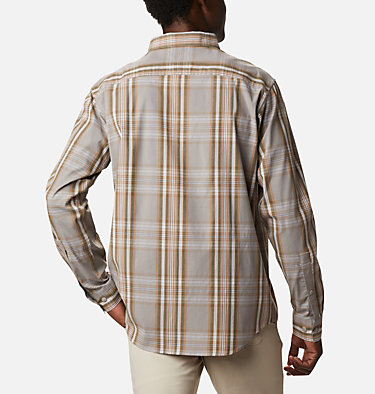 Men's Rapid Rivers™ II Long Sleeve Shirt Rapid Rivers™ II Long Sleeve Shirt | 847 | M, Delta Multi Plaid, back