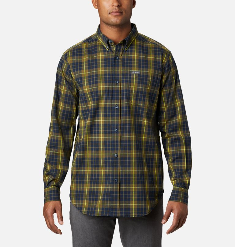 Chemise à manches longues Rapid Rivers™ II pour homme - grandes tailles Chemise à manches longues Rapid Rivers™ II pour homme - grandes tailles, front