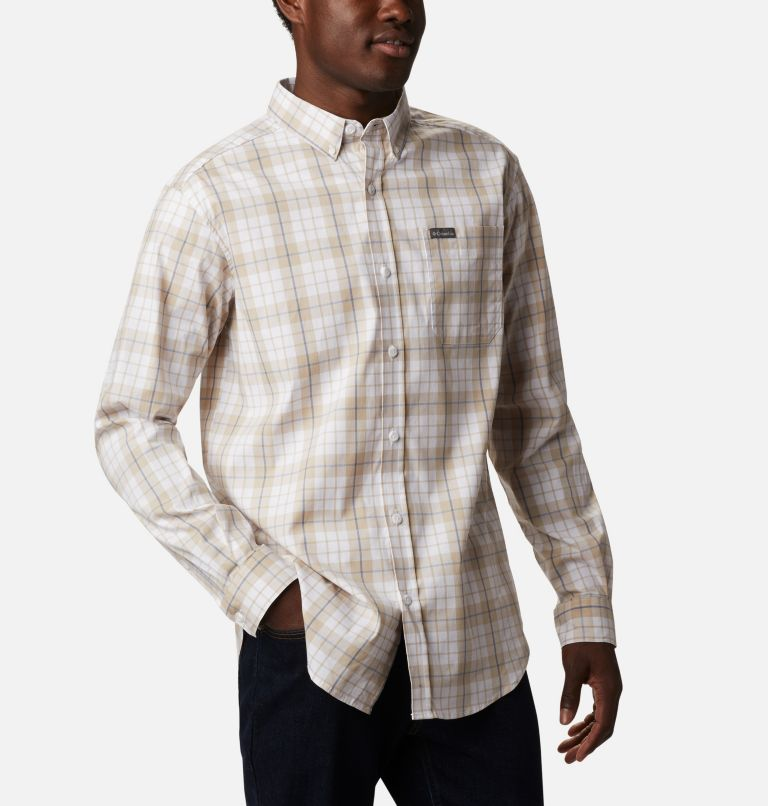 Men's Rapid Rivers™ II Long Sleeve Shirt - Big Men's Rapid Rivers™ II Long Sleeve Shirt - Big, a3