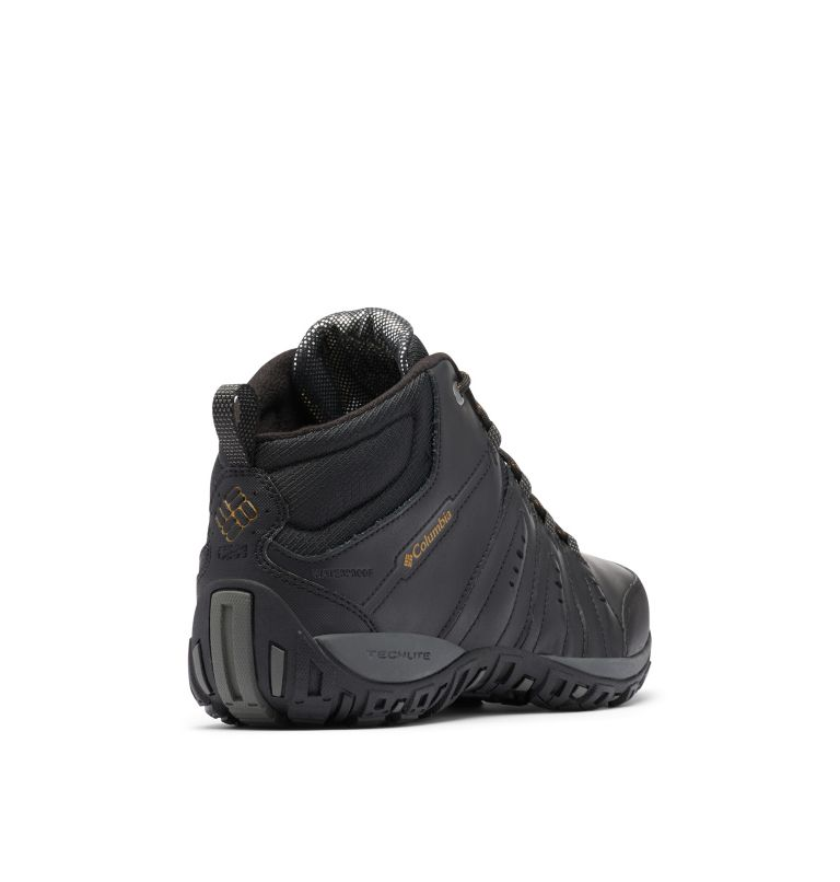 Men's Woodburn™ II Waterproof Omni-Heat™ Boot Men's Woodburn™ II Waterproof Omni-Heat™ Boot, 3/4 back