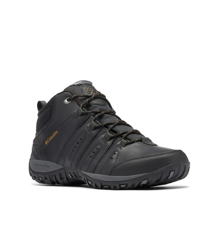 Men's Woodburn™ II Waterproof Omni-Heat™ Boot Men's Woodburn™ II Waterproof Omni-Heat™ Boot, 3/4 front