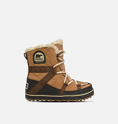 Women's Glacy Explorer™ Shortie Boot GLACY™ EXPLORER SHORTIE | 054 | 10, Elk, front