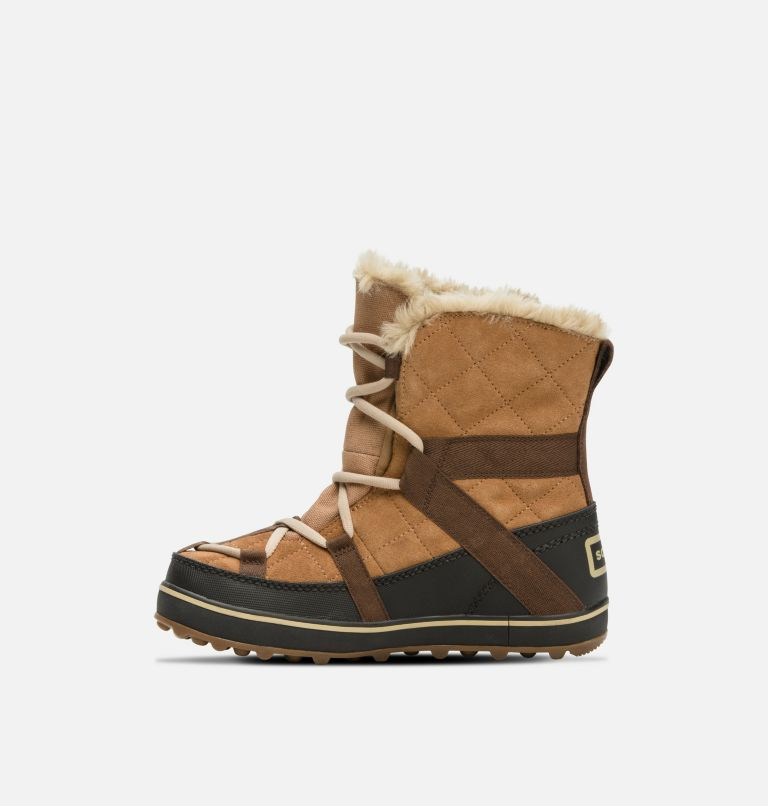 Women's Glacy Explorer™ Shortie Boot Women's Glacy Explorer™ Shortie Boot, medial