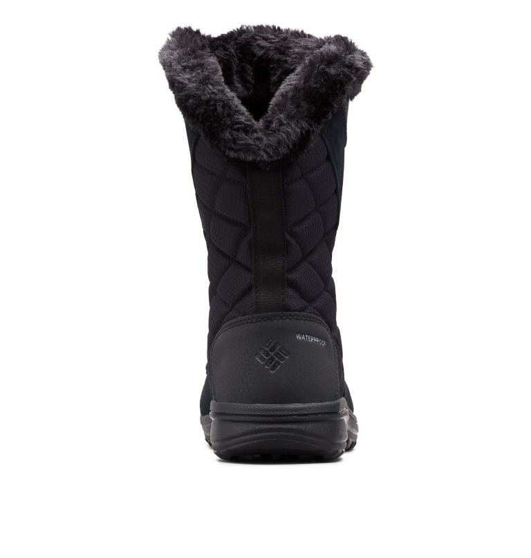 ICE MAIDEN™ II | 011 | 6 Women's Ice Maiden™ II Boot, Black, Columbia Grey, back