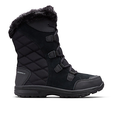 Women's Ice Maiden™ II Boot ICE MAIDEN™ II | 053 | 10, Black, Columbia Grey, front