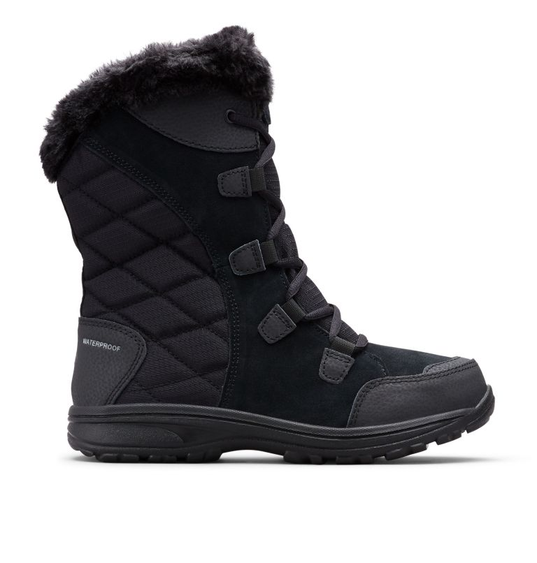 ICE MAIDEN™ II | 011 | 6 Women's Ice Maiden™ II Boot, Black, Columbia Grey, front