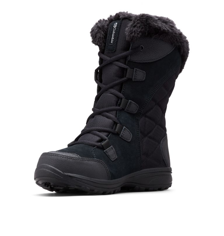 ICE MAIDEN™ II | 011 | 6 Women's Ice Maiden™ II Boot, Black, Columbia Grey