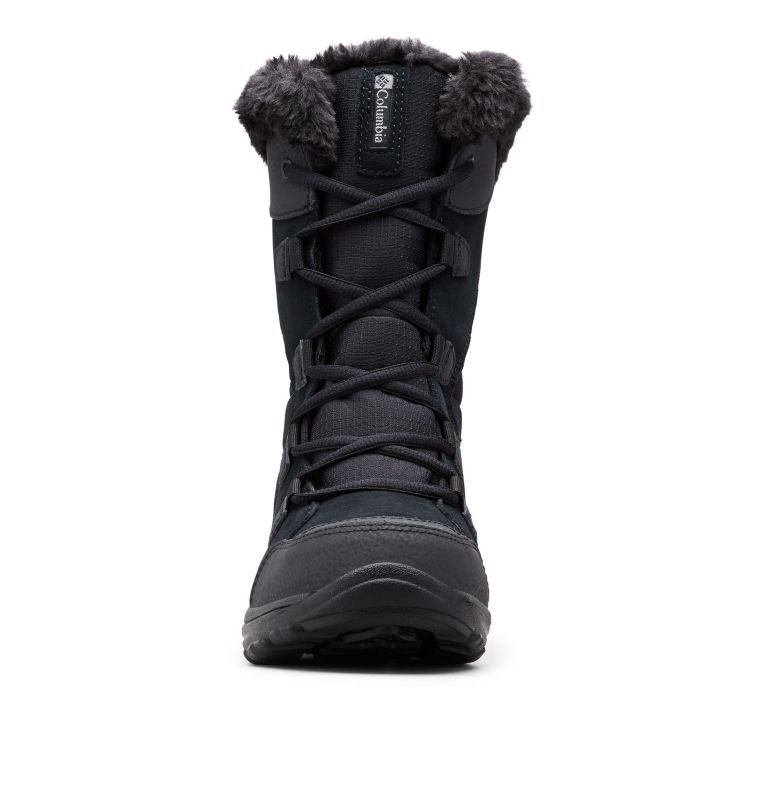 ICE MAIDEN™ II | 011 | 11 Women's Ice Maiden™ II Boot, Black, Columbia Grey, toe