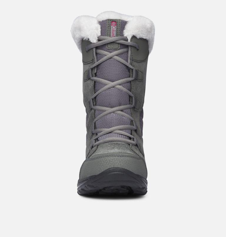 ICE MAIDEN™ II | 051 | 10.5 Women's Ice Maiden™ II Boot, Shale, Dark Raspberry, toe