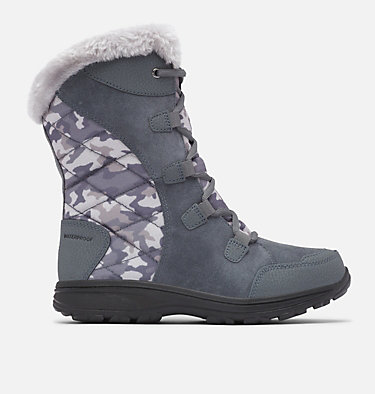 Women's Ice Maiden™ II Boot ICE MAIDEN™ II | 053 | 10, Graphite, Plum Purple, front