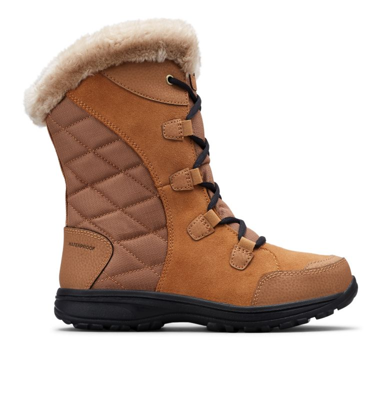 ICE MAIDEN™ II | 288 | 9 Women's Ice Maiden™ II Boot, Elk, Black, front