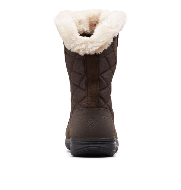 ICE MAIDEN™ II WIDE | 232 | 9 Women's Ice Maiden™ II Boot - Wide, Cordovan, Siberia, back
