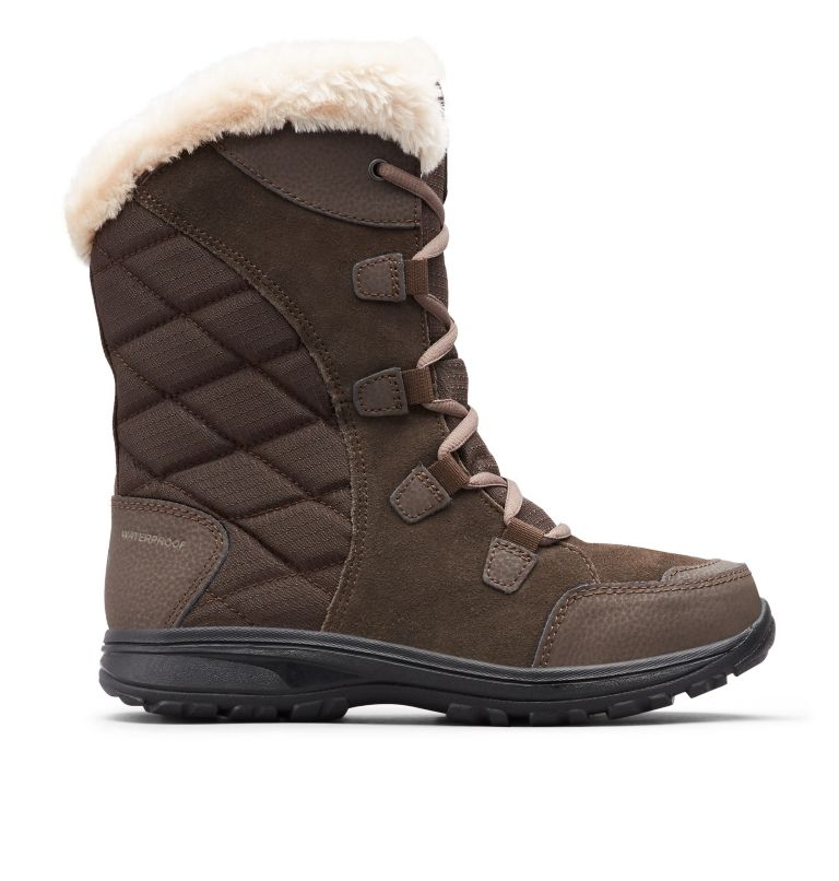 ICE MAIDEN™ II WIDE | 232 | 9 Women's Ice Maiden™ II Boot - Wide, Cordovan, Siberia, front