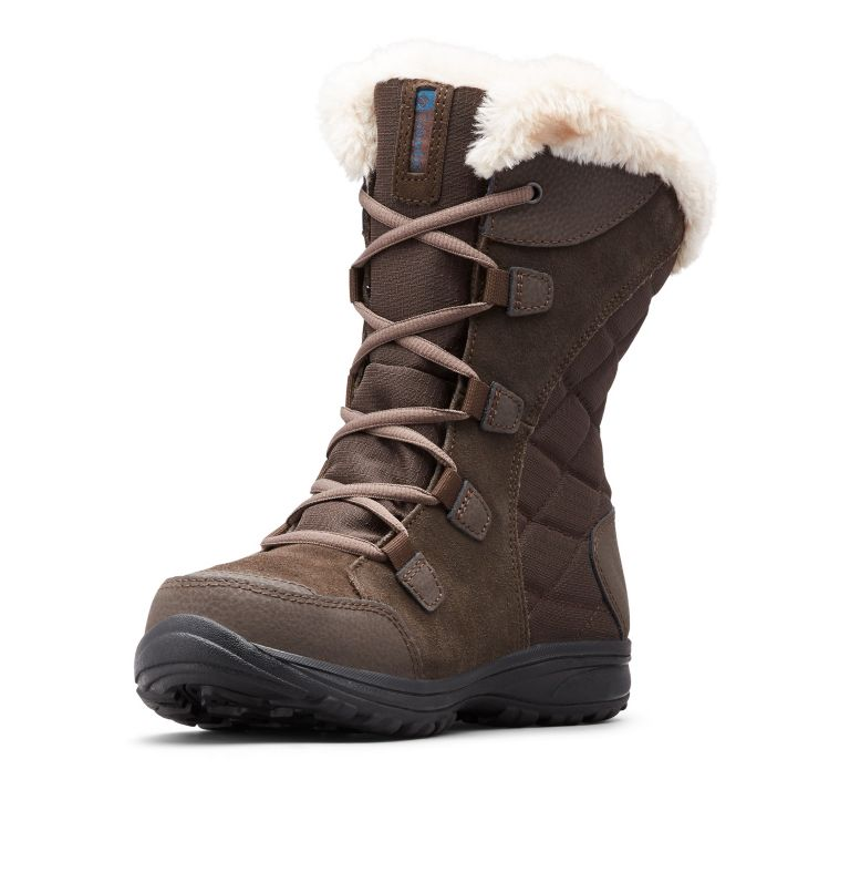 ICE MAIDEN™ II WIDE | 232 | 9 Women's Ice Maiden™ II Boot - Wide, Cordovan, Siberia