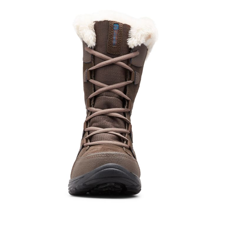 ICE MAIDEN™ II WIDE | 232 | 9 Women's Ice Maiden™ II Boot - Wide, Cordovan, Siberia, toe