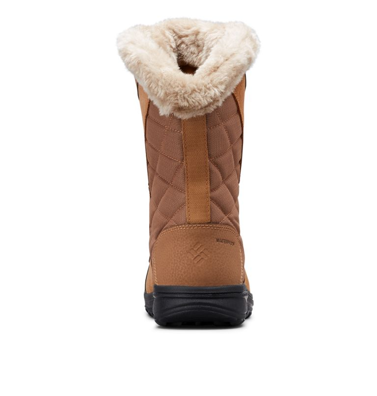ICE MAIDEN™ II WIDE | 288 | 9.5 Women's Ice Maiden™ II Boot - Wide, Elk, Black, back