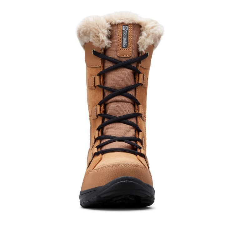 ICE MAIDEN™ II WIDE | 288 | 9.5 Women's Ice Maiden™ II Boot - Wide, Elk, Black, toe