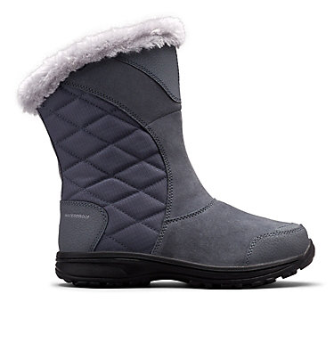 Women's Ice Maiden II™ Slip Boot ICE MAIDEN™ II SLIP | 053 | 10, Graphite, Columbia Grey, front