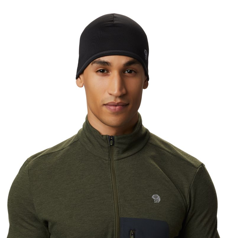 Power Stretch® Beanie | 099 | R Tuque Power Stretch®, Black, front