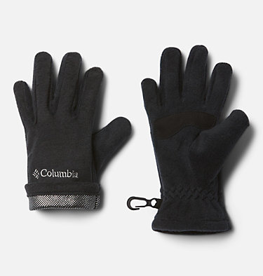 Kids' Thermarator™ Omni-Heat™ Fleece Gloves Youth Thermarator™ Glove | 695 | L, Black, a1