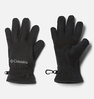 Kids' Thermarator™ Omni-Heat™ Fleece Gloves Youth Thermarator™ Glove | 695 | L, Black, front