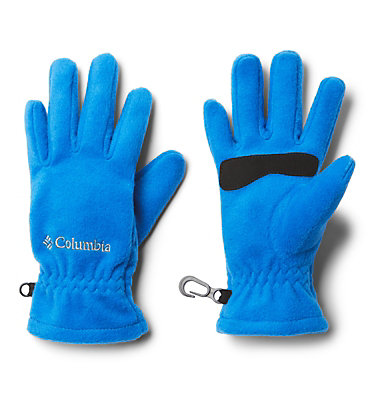 Kids' Thermarator™ Omni-Heat™ Fleece Gloves Youth Thermarator™ Glove | 695 | L, Super Blue, front