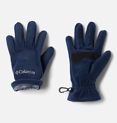 Kids' Thermarator™ Omni-Heat™ Fleece Gloves Youth Thermarator™ Glove | 010 | XS, Collegiate Navy, a1