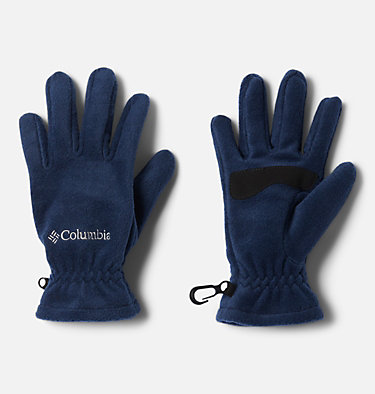 Kids' Thermarator™ Omni-Heat™ Fleece Gloves Youth Thermarator™ Glove | 010 | XS, Collegiate Navy, front
