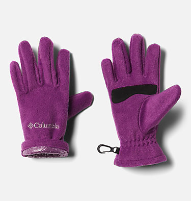 Kids' Thermarator™ Omni-Heat™ Fleece Gloves Youth Thermarator™ Glove | 695 | L, Plum, a1