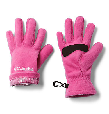 Kids' Thermarator™ Omni-Heat™ Fleece Gloves Youth Thermarator™ Glove | 695 | L, Pink Ice, a1