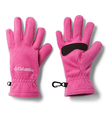Kids' Thermarator™ Omni-Heat™ Fleece Gloves Youth Thermarator™ Glove | 695 | L, Pink Ice, front