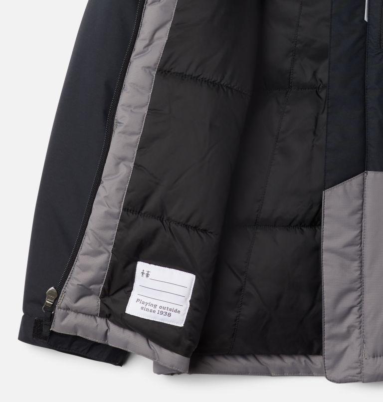 Lightning Lift™ Jacket | 023 | XXS Boys' Lightning Lift™ Jacket, Black, City Grey, a1