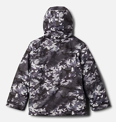 Boys' Lightning Lift™ Jacket Lightning Lift™ Jacket | 433 | XL, Shark Brushed Camo Print, back